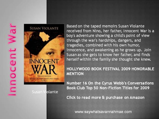 Featured Book Innocent War