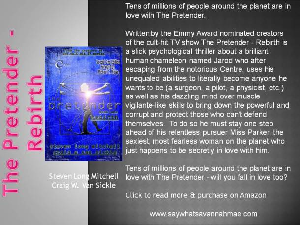 Featured Book The Pretender