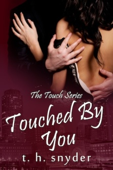 Touched By You E-Book Cover