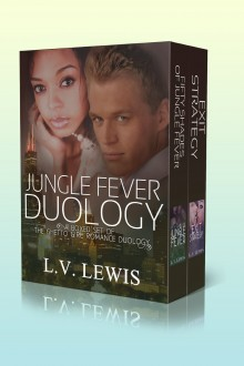 Book Blast: Jungle Fever Duology by L.V. Lewis