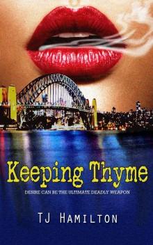 Blog Tour: Keeping Thyme by TJHamilton