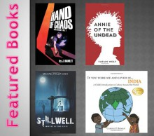 Last Look at the Featured Books for August!